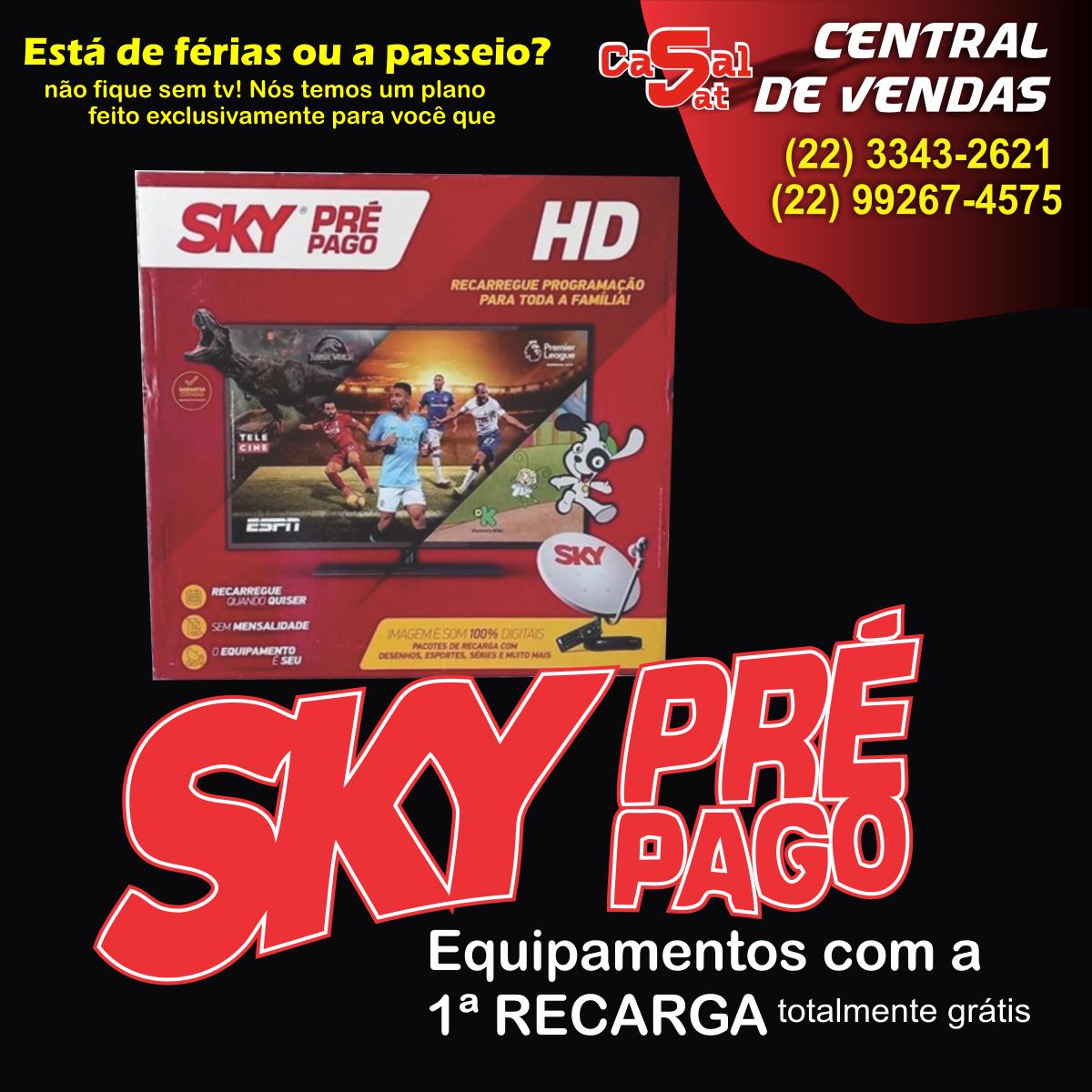 <p>Pacote Easy e Easy II HD</p>  <p>Com pacote o SKY Pós-Pago EASY HD você assiste a filmes, desenhos e canais de variedade. Assine já o pacote SKY Pós-Pago e divirta-se.</p>